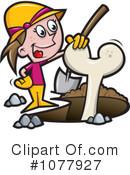 paleontologists clipart - photo #13