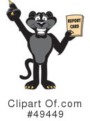 Panther Character Clipart #49449 by Toons4Biz