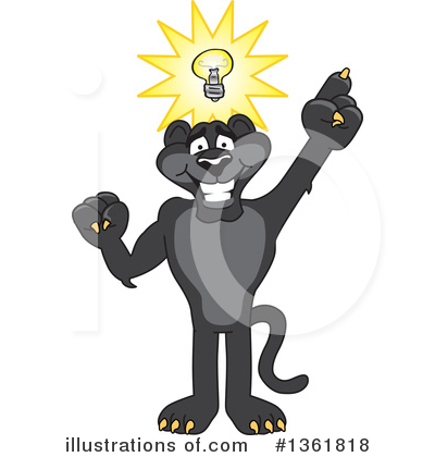 Panther Clipart #1361818 by Toons4Biz