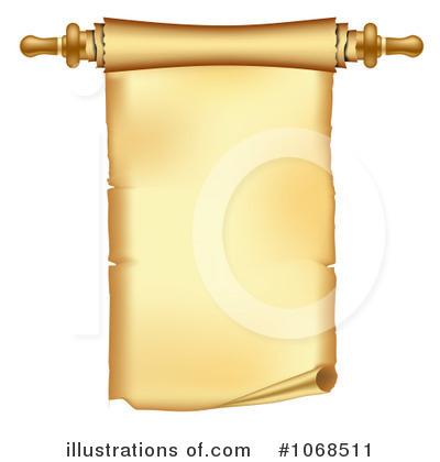 parchment clipart #1068511 - illustrationvectorace