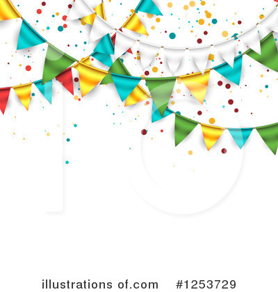 Party Clipart #1253729 by vectorace