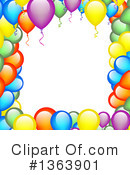 Party Clipart #1363901 by vectorace