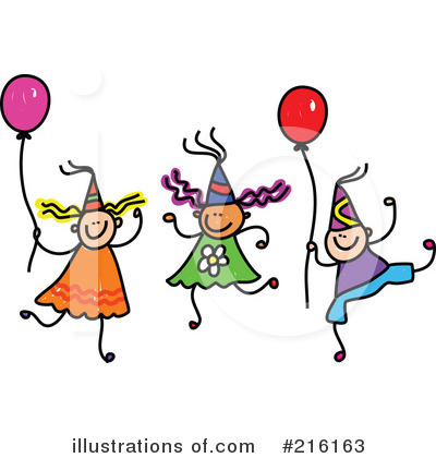 Party Clipart #216163 - Illustration by Prawny