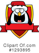 Penguin Clipart #1293895 by Cory Thoman