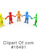 People Clipart #16491 by 3poD
