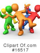 People Clipart #16517 by 3poD
