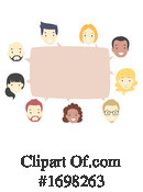 People Clipart #1698263 by BNP Design Studio