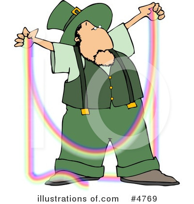 Leprechaun Clipart #4769 by djart