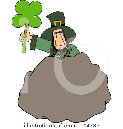 Leprechaun Clipart #4785 by djart
