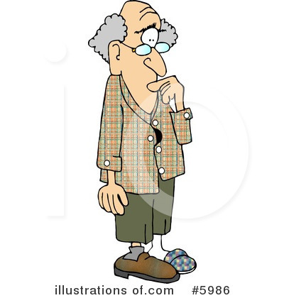 People Clipart #5986 by djart