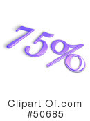 Percent Clipart #50685 by MacX