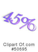 Percent Clipart #50695 by MacX