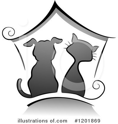 Royalty-Free (RF) Pets Clipart Illustration by BNP Design Studio - Stock Sample #1201869