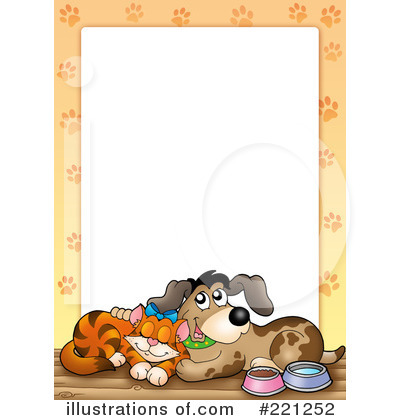 Pets Clipart #221252 - Illustration by visekart