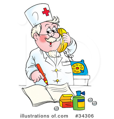 Medical Clipart #34306 by Alex Bannykh