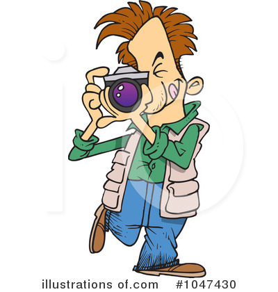 photographer clipart 1047430 illustration by toonaday rh illustrationsof com photographer clip art free photography clip art images