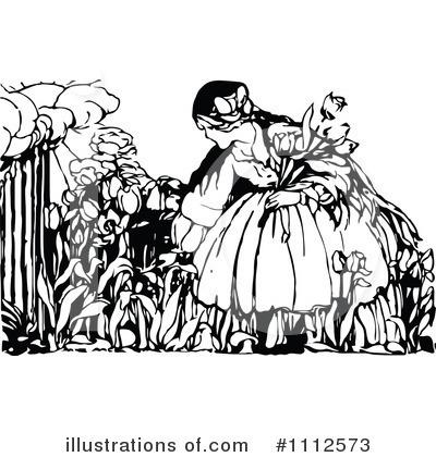 Flowers Clipart 1115092 Illustration By Prawny Vintage