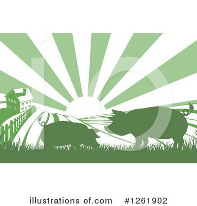 Sunshine Clipart #1261902 by AtStockIllustration