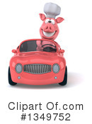 Pig Clipart #1349752 by Julos