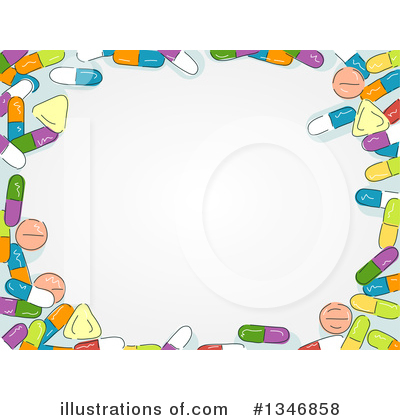 Drugs Clipart #1346858 by BNP Design Studio