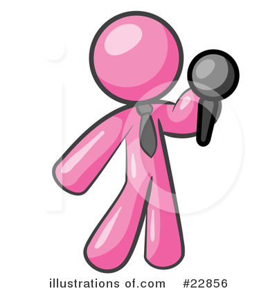 Pink Collection Clipart #22856 by Leo Blanchette