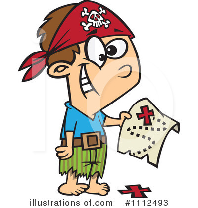 Pirate Clipart #1112493 by toonaday