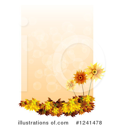 Sunflower Clipart #1241478 by Graphics RF