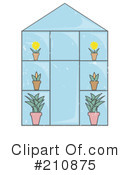 Plants Clipart #210875 by mheld