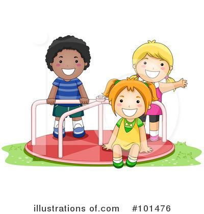 Playground Clipart #101476 - Illustration by BNP Design Studio
