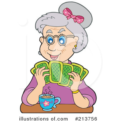 Playing Cards Clipart #213756 - Illustration by visekart