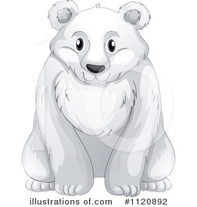 Bear Clipart #1120892 by Graphics RF