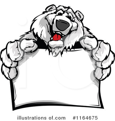 Bear Clipart #1164675 by Chromaco