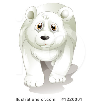 Bear Clipart #1226061 by Graphics RF