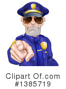 Police Clipart #1385719 by AtStockIllustration
