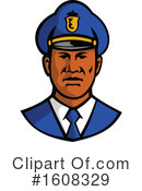 Police Clipart #1608329 by patrimonio