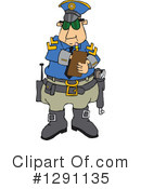 Police Officer Clipart #1291135 by djart
