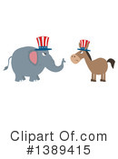 Politics Clipart #1389415 by Hit Toon