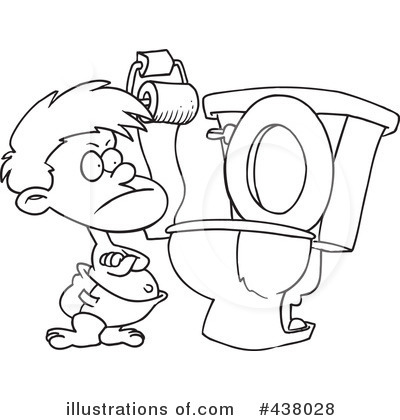 Potty Training Clipart 438028
