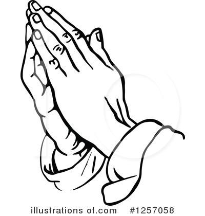 Clip Art Praying Clipart praying clipart 1257058 illustration by prawny royalty free rf prawny