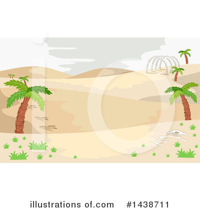 Palm Trees Clipart #1438711 by BNP Design Studio