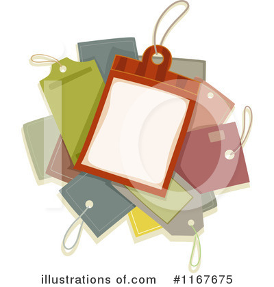 Price Tag Clipart #1167675 by BNP Design Studio
