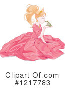 Princess Clipart #1217783 by Pushkin