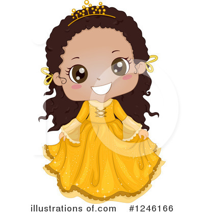 Girl Clipart #1246166 by BNP Design Studio