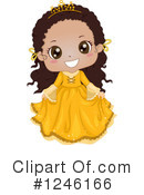 Princess Clipart #1246166 by BNP Design Studio