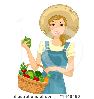 Farming Clipart #1446496 by BNP Design Studio