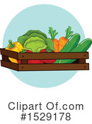 Produce Clipart #1529178 by BNP Design Studio