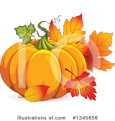 Thanksgiving Clipart #1345656 by Pushkin