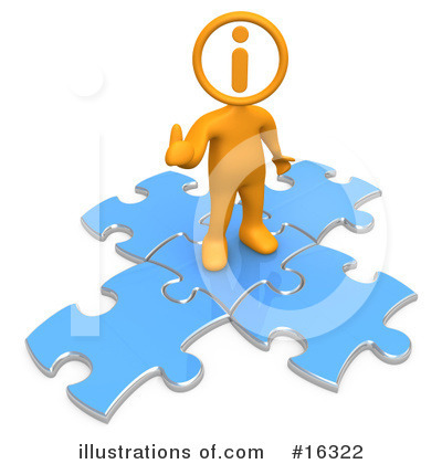 Puzzle Clipart #16322 by 3poD