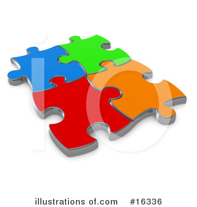 Puzzle Clipart #16336 by 3poD