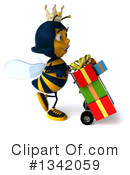 Queen Bee Clipart #1342059 by Julos
